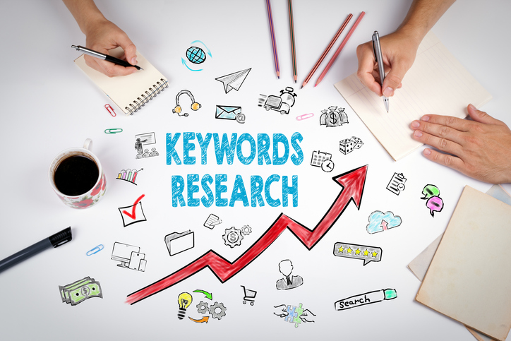 Jamie Breeze Keyword Research